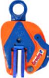 Clema  IPNM 10, fara deformarea suprafetelor,  WLL=2.000 kg, deschidere bacuri 0-38 mm