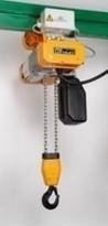 STAR LIFTKET, 800 kg, 1 viteza ridicare v=5 m/min, carucior electric, viteza v= 25m/min, 2 siruri lant